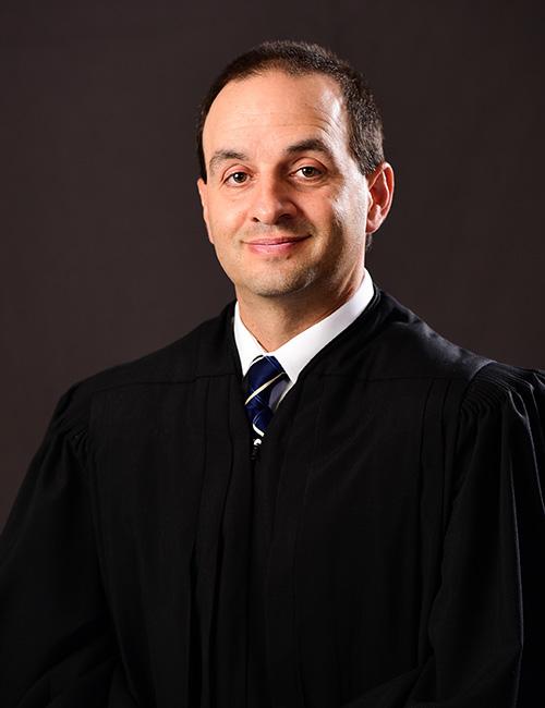 Judge George Zanic